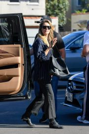 Heidi Klum Out and About in Beverly Hills 2018/12/15 2