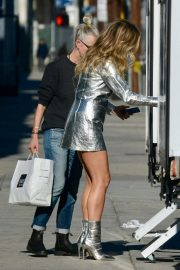 Heidi Klum Out and About in Los Angeles 2018/12/04 12