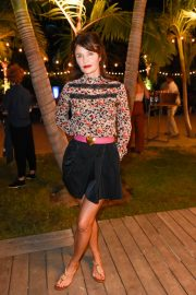 Helena Christensen at 1 Hotel South Beach at Art Basel in Miami 2018/12/07 4