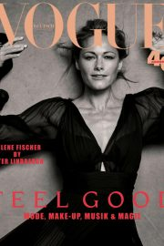 Helene Fischer in Vogue Magazine, Germany January 2019 14