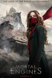 Hera Hilmar for Mortal Engines Posters 2018/12/17 1