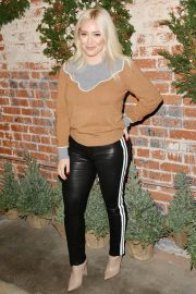Hilary Duff at 1st Annual Cocktails for A Cause with Love Leo Rescue in Los Angeles 2018/12/06 1