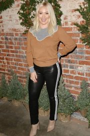 Hilary Duff at 1st Annual Cocktails for A Cause with Love Leo Rescue in Los Angeles 2018/12/06 5