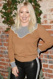 Hilary Duff at 1st Annual Cocktails for A Cause with Love Leo Rescue in Los Angeles 2018/12/06 6