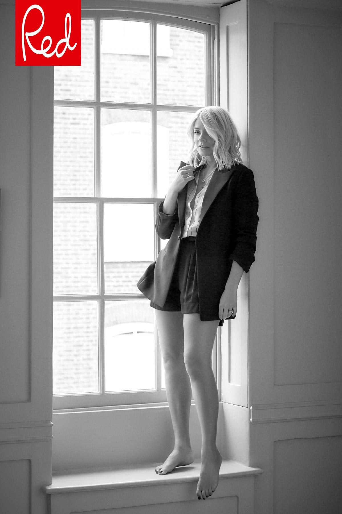 Holly Willoughby for Red Magazine January 2019 1