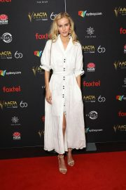 Isabel Lucas at AACTA Awards Industry Luncheon in Sydney 2018/12/03 6