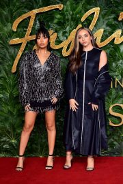 Jade Thirlwall and Leigh-Anne Pinnock at British Fashion Awards in London 2018/12/10 4