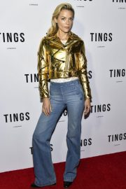 Jaime King at Tings Magazine Issue #2 Launch in West Hollywood 2018/12/15 2