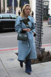 Jaime King Out Shopping on Rodeo Drive in Beverly Hills 2018/12/23 2