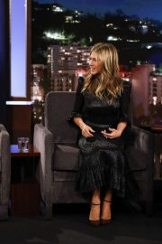 Jennifer Aniston at Jimmy Kimmel Live in Los Angeles 2018/12/05 3
