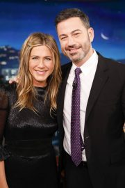 Jennifer Aniston at Jimmy Kimmel Live in Los Angeles 2018/12/05 6
