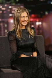 Jennifer Aniston at Jimmy Kimmel Live in Los Angeles 2018/12/05 7