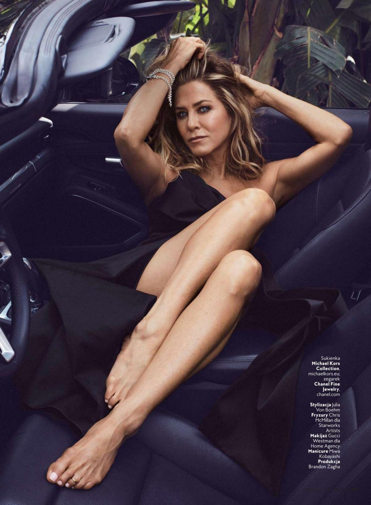 Jennifer Aniston in Instyle Magazine, Poland November 2018 1
