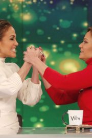 Jennifer Lopez at The View Show 2018/12/12 2
