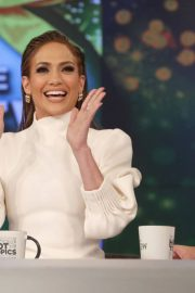 Jennifer Lopez at The View Show 2018/12/12 4