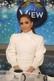 Jennifer Lopez at The View Show 2018/12/12 6
