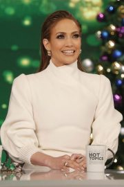 Jennifer Lopez at The View Show 2018/12/12 7