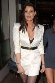 Jessica Wright at Mayfair Hotel Bar in London 2018/12/14 7