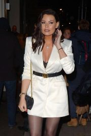 Jessica Wright at Mayfair Hotel Bar in London 2018/12/14 9
