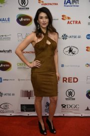 Jewel Staite at UBCP/ACTRA Awards Gala at Vancouver Playhouse 2018/12/08 3