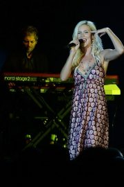 Joss Stone Performs at a Concert in Sao Paulo 2018/12/05 2
