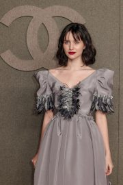 Julia Goldani Telles at Chanel Metiers D'Art Show Party in New York 2018/12/04 7
