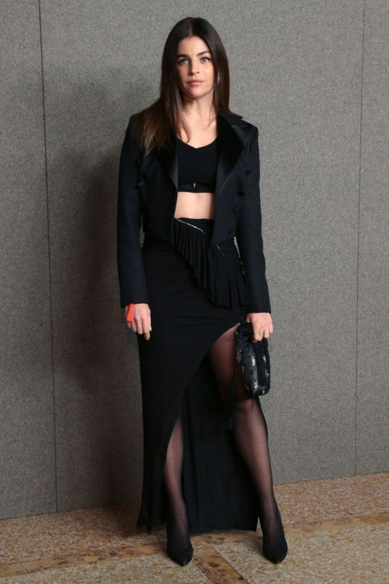 Julia Restoin Roitfeld at Chanel Metiers D'Art Show Party in New York 2018/12/04 1