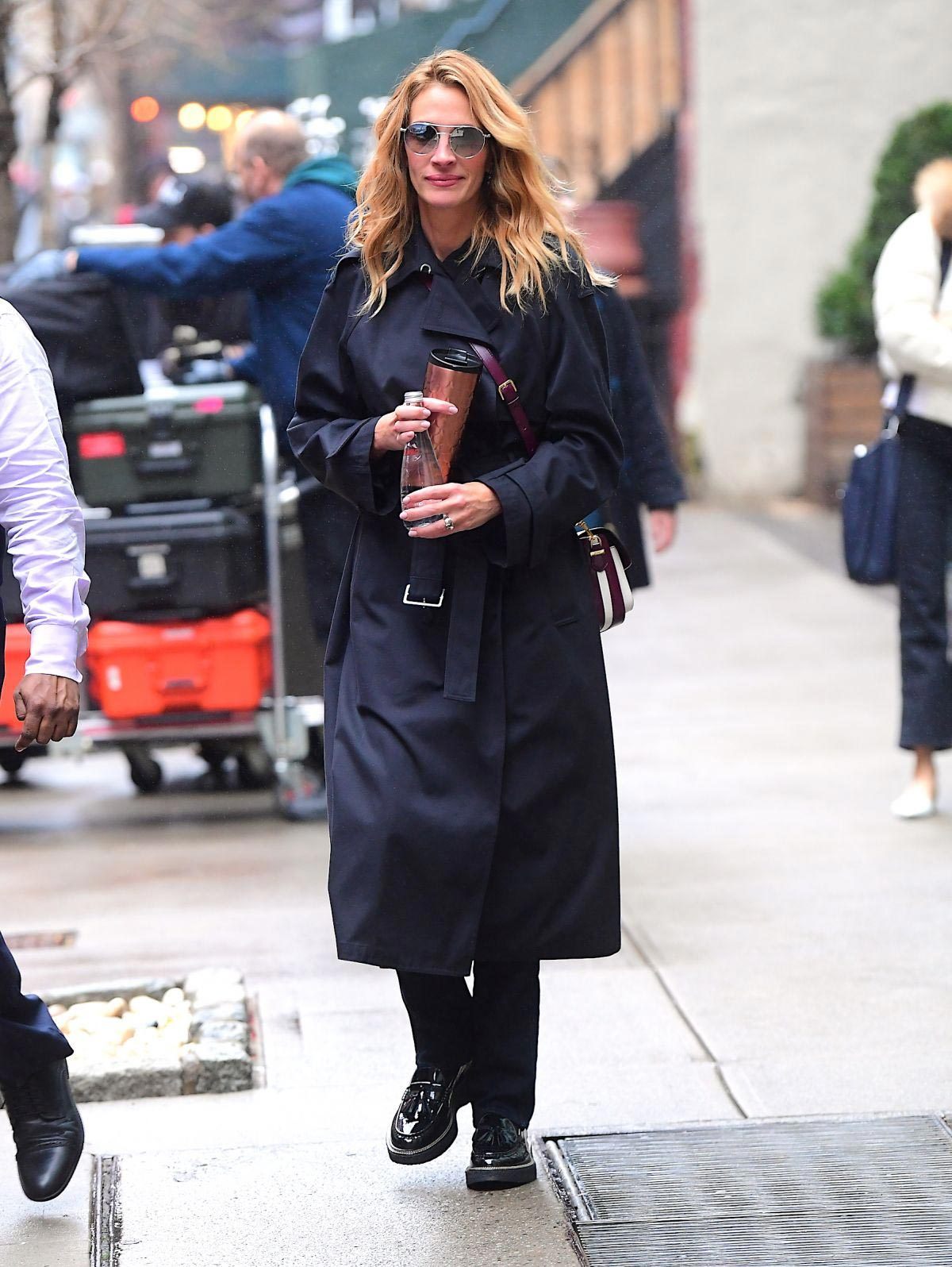 Julia Roberts Out Shopping in New York 2018/12/02 1