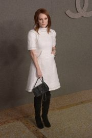 Julianne Moore at Chanel Metiers D'Art Show Pre-fall 2019 in New York 2018/12/04 2