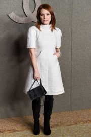 Julianne Moore at Chanel Metiers D'Art Show Pre-fall 2019 in New York 2018/12/04 3