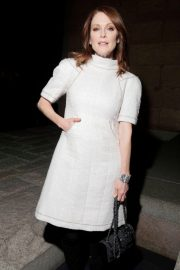 Julianne Moore at Chanel Metiers D'Art Show Pre-fall 2019 in New York 2018/12/04 7
