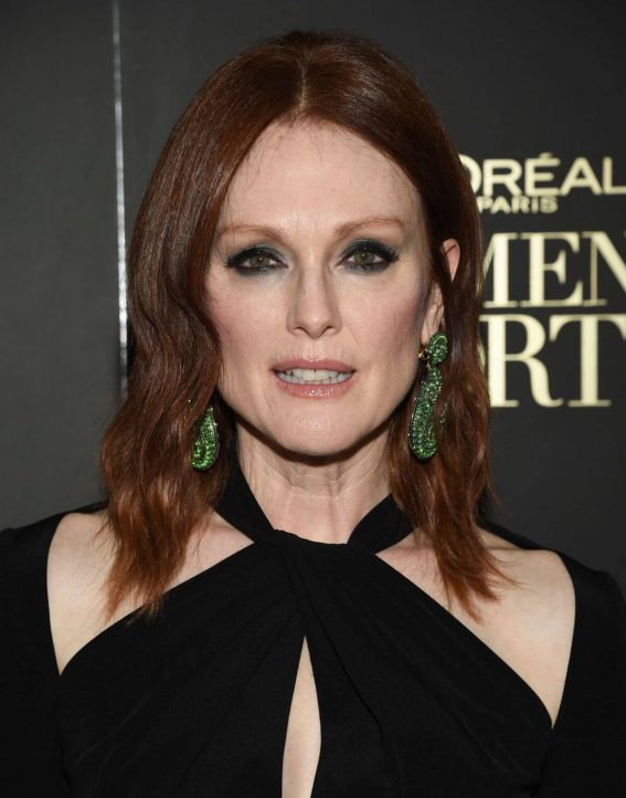 Julianne Moore at L'Oreal Paris Women of Worth Celebration in New York 2018/12/05 1