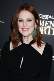 Julianne Moore at L'Oreal Paris Women of Worth Celebration in New York 2018/12/05 3