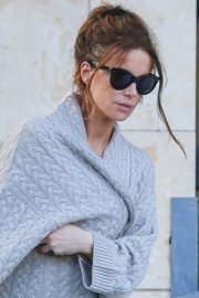 Kate Beckinsale Has a Vehicle Accident in Los Angeles 2018/11/30 1