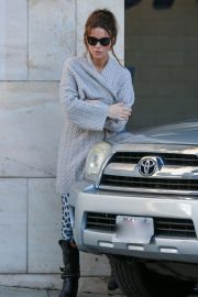 Kate Beckinsale Has a Vehicle Accident in Los Angeles 2018/11/30 3