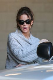 Kate Beckinsale Has a Vehicle Accident in Los Angeles 2018/11/30 5