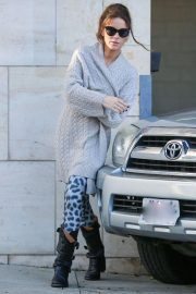 Kate Beckinsale Has a Vehicle Accident in Los Angeles 2018/11/30 6