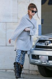 Kate Beckinsale Has a Vehicle Accident in Los Angeles 2018/11/30 7