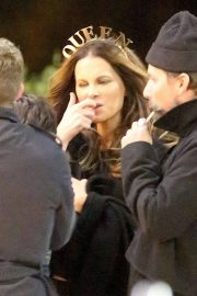Kate Beckinsale Out for Dinner in West Hollywood 2018/12/08 2