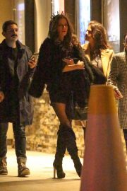 Kate Beckinsale Out for Dinner in West Hollywood 2018/12/08 3