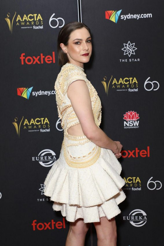 Kate Cheel at AACTA Awards Industry Luncheon in Sydney 2018/12/03 1