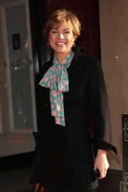 Kate Silverton at TRIC Christmas Lunch in London 2018/12/11 2