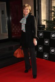 Kate Silverton at TRIC Christmas Lunch in London 2018/12/11 3