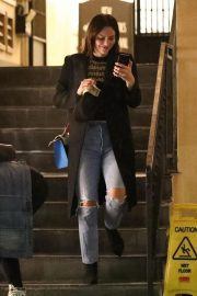 Katharine McPhee Shopping at Kate Somerville in Los Angeles 2018/12/05 4