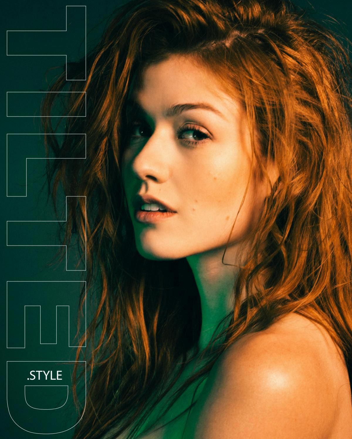 Katherine McNamara for Tilted Style 2018 1