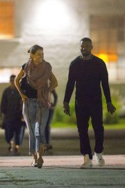 Katie Holmes and Jamie Foxx Night Out in New Orleans 2018/12/02 5