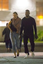 Katie Holmes and Jamie Foxx Night Out in New Orleans 2018/12/02 6