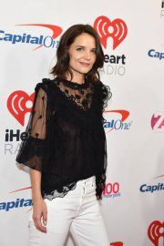 Katie Holmes at Z100's Jingle Ball in New York 2018/12/07 3