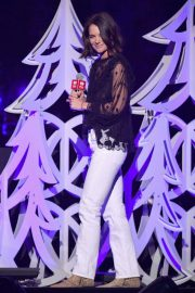 Katie Holmes at Z100's Jingle Ball in New York 2018/12/07 4