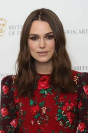 Keira Knightley at A Life in Pictures Photocall at Bafta in London 2018/12/17 3